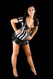 Referee costume Stock Photo