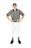 Referee: Happy Football Referee Stock Photos