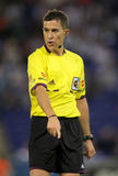 Referee Iglesias Villanueva Royalty Free Stock Image