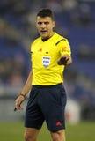 Referee Jesus Gil Manzano Stock Images