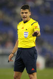 Referee Jesus Gil Manzano Stock Images