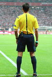 Referee Royalty Free Stock Photography