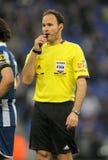 Referee Mateu Lahoz Royalty Free Stock Photography