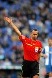 Referee Muniz Fernandez Royalty Free Stock Photo