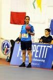 Referee woman Stock Photography