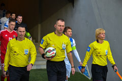 Referees Royalty Free Stock Photos