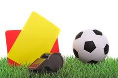 Referees Utensils Stock Photos