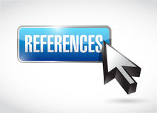 References button sign concept Royalty Free Stock Image