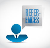 References people sign concept Royalty Free Stock Photo