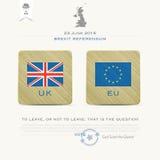 referendum Zdjęcie Stock