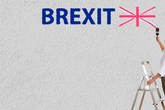 Referendum di UE Fotografia Stock Libera da Diritti