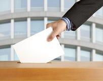 Referendum Stock Image