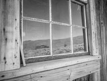 Reflections of Bodie Stock Image