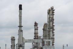 refinaria Imagem de Stock Royalty Free