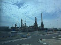 refinaria Foto de Stock