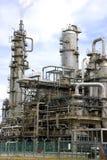 Refinaria de petróleo Foto de Stock Royalty Free
