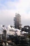 Refinaria de petróleo Imagem de Stock