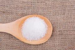 Refine el azúcar blanco II foto de archivo