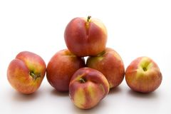 Refine nectarines Stock Photography