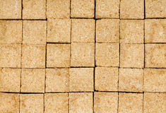 Refined cane sugar Royalty Free Stock Photo