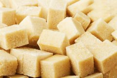 Refined sugar. Abstract background from refined sugar Stock Photography