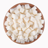 Refined sugar Stock Images