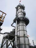 refinería Imagen de archivo
