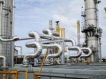 refinería Imagenes de archivo