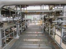 refinería Foto de archivo
