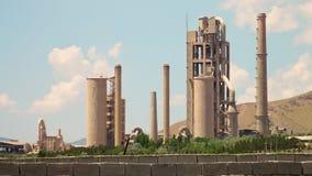 Refinería de petróleo en Azerbaijan, Irán metrajes