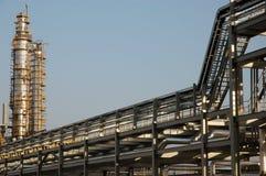 Refinery Royalty Free Stock Photos