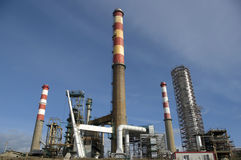 Refinery Stock Photography