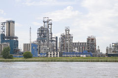 Refinery Stock Photo