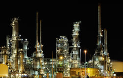 Refinery Royalty Free Stock Image