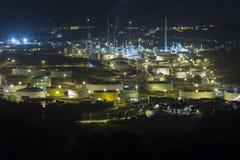 Refinery. Royalty Free Stock Photos