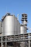 Refinery plant Royalty Free Stock Photo
