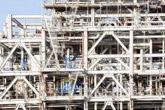 Refinery plant Stock Photos