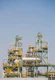 Refinery structure Stock Photos