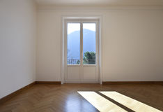 refitted симпатичное квартиры стоковая фотография