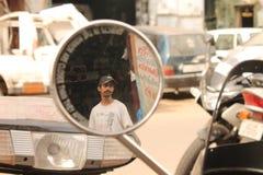 Reflaction - Ινδία Στοκ Εικόνες