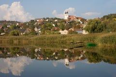 Reflecion von Tihany Lizenzfreie Stockbilder