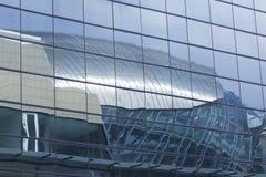 Reflect of Building, Sevilla Stock Photos