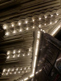 Reflectant de plata abstracto Art Deco Style Ceiling Imagen de archivo libre de regalías