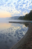 Reflected Adirondack Sunrise Stock Photography
