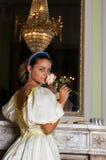 Reflected beauty Royalty Free Stock Photos