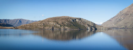 Reflected Hill Royalty Free Stock Photography