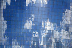 Reflected sky Stock Photos