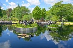 Free Reflecting Pond Royalty Free Stock Photos - 74566318