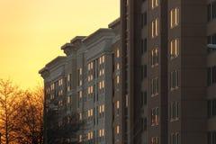 Free Reflecting Sunset Royalty Free Stock Photo - 52400185
