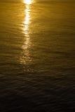 Reflecting sunset, Syracuse, Italy Royalty Free Stock Photo